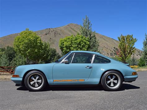 Porsche 911 Singer by Driving A 500 000 Singer Customized Porsche 911 Ruins