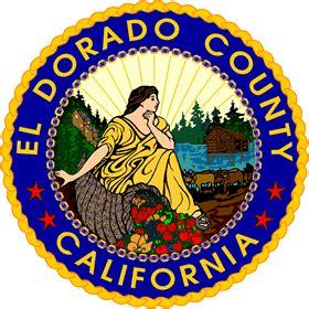 government of el dorado county california shops