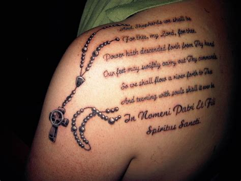 boondock saints tattoo boondock saints family prayer tattoos