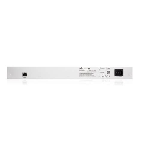 Ubiquity Unifi Switch 24port 500w Us 24 500w ubiquiti unifi switch48 48 port gigabit 500w poe switch