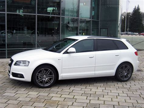 Audi A3 Sportback 2 0 Tfsi by Audi A3 2 0 Tfsi Sportback Photos And Comments Www