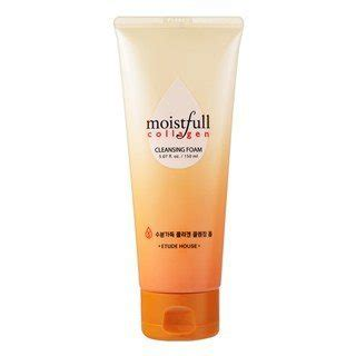 Mamonde Moist Foam 150ml etude house moistfull collagen cleansing foam korean
