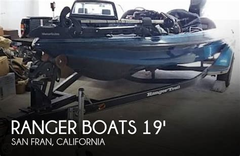 project boats for sale california canceled ranger boats comanche 518v boat in san fran ca