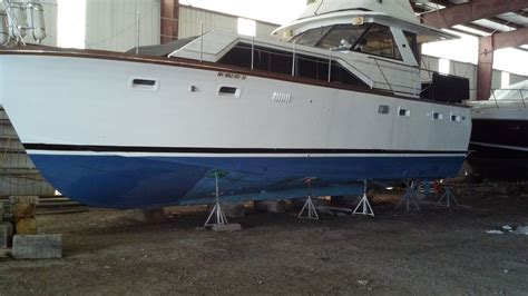 motor yacht for sale usa trojan motor yacht boat for sale from usa