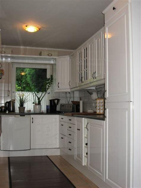 küche lackieren vorher nachher einbauk 252 che wei 223 streichen rheumri