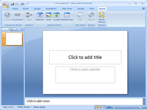 video file format supported by powerpoint 2007 board office add in for powerpoint