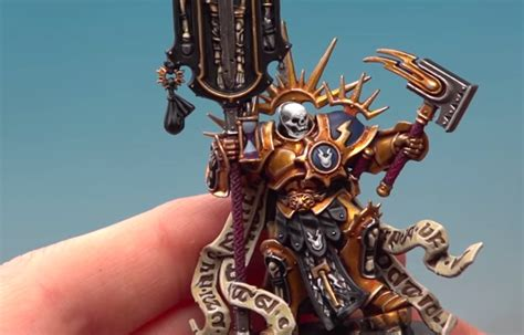 professional painting workshop miniatures painting as intended age of sigmar stormcast eternals