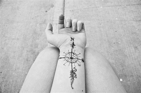 tattoo compass feather crazy pictures ideas nautical tattoo sleeve