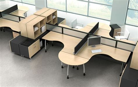 agile office fusion office furniture designs for