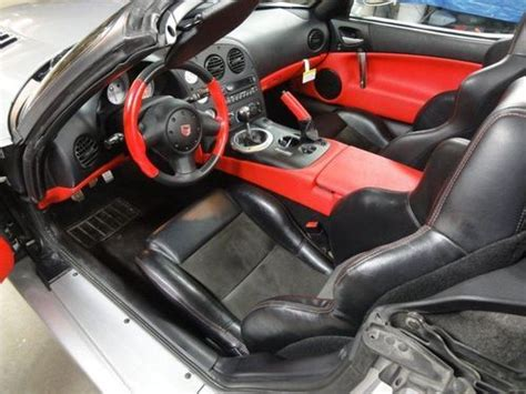 Purchase used 2005 Dodge Viper SRT 10 Convertible Mamba in