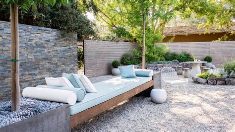 Outdoor Patio Fabric How To Design A Zen Garden Sunset