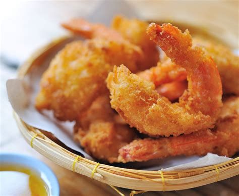 appetizer recipe fried shrimp 12 tomatoes