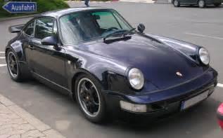 Porsche 964 Turbo File Porsche 964 Turbo Jpg