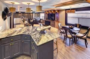 Galley Kitchen Remodeling Ideas 1996 stardust houseboat remodel interior design in austin