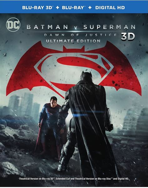 Batman V Superman 16 batman v superman of justice 3d 06 16 rental