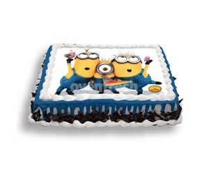 kuchen foto minions photo cake cake basket