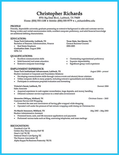 resume format for experienced salesman arranging a solid automotive resume
