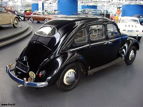 4 Door Vw Beetle by Rometsch Volkswagen Beetle 4 Door Taxi 1953 Cars