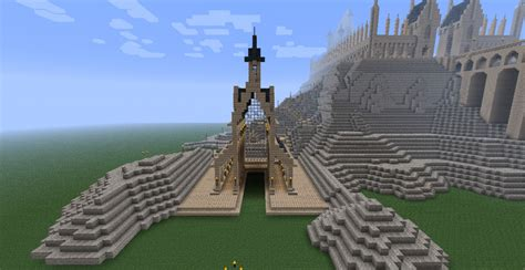 boat house harry potter the wizarding world of harry potter minecraft project