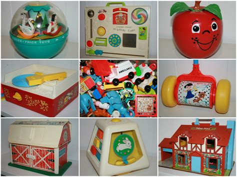 Little Housewife: Vintage Fisher Price