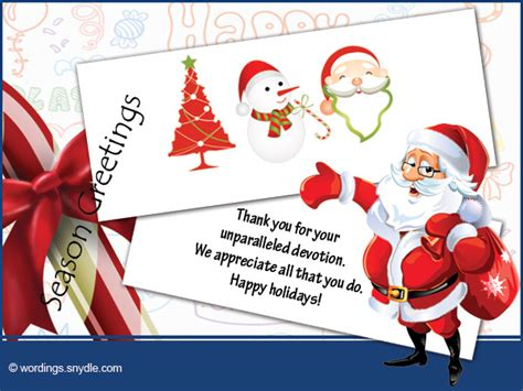 christmas greetings to the staff messages for employees wordings and messages