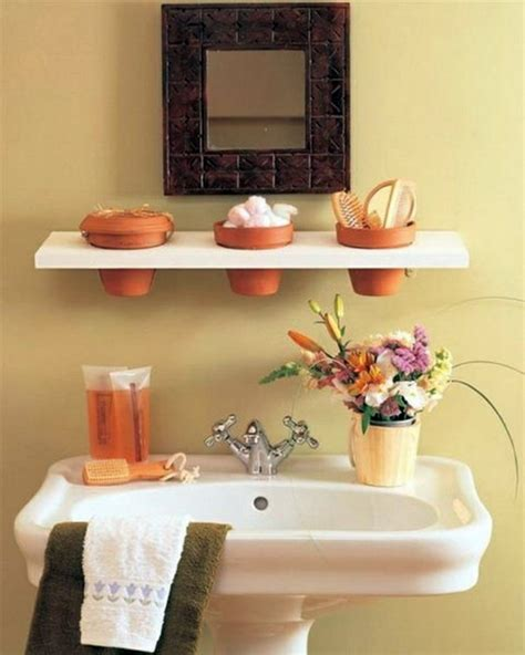cool bathroom ideas for small bathrooms 20 cool decorating ideas for small bathrooms interior