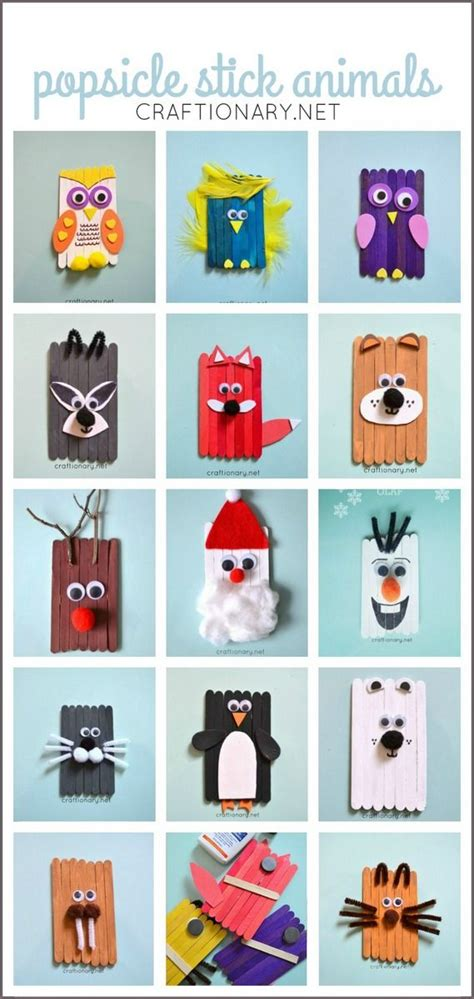 craft for 25 unique popsicle stick crafts ideas on diy
