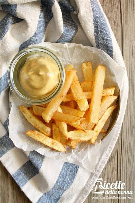come cucinare le patate fritte patatine fritte ricette della nonna
