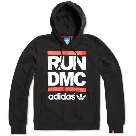 Hoodie Run Dmc Adidas run dmc hoodie adidas gray cardigan sweater