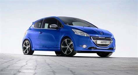 peugeot 208 gti blue summary of product peugeot 208 gti auto blog