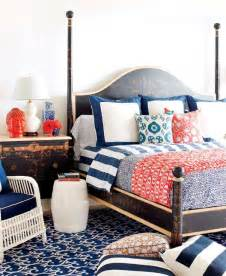 pretty living navy coral get your pretty on