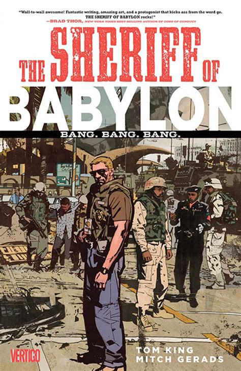 sheriff of babylon tp apr160424 sheriff of babylon tp vol 01 bang bang bang