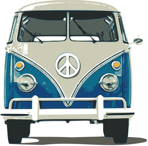hippie volkswagen drawing hippie van art www pixshark com images galleries with