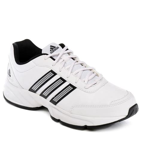 adidas white sport shoes buy adidas white sport shoes at best prices in india on snapdeal