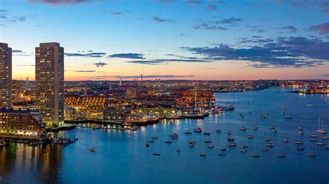 east fan 151 fan pier views harbor boston east boston