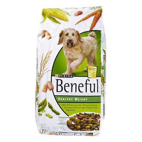 beneful puppy nestle purina beneful healthy weight 31 lb food 949145