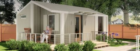 granny pods allow elderly family members to live in a high backyard senior tiny homes texas granny pods reserve