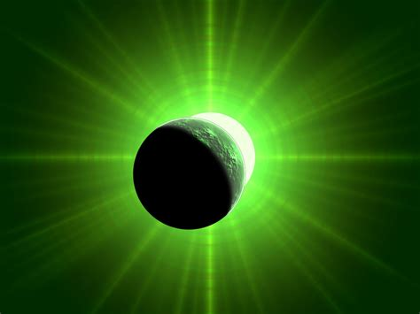 Eclipse In Green by Green Eclipse By Jokerzedge On Deviantart