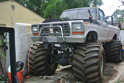 bigfoot monster truck for sale 1976 ford f 250 for sale