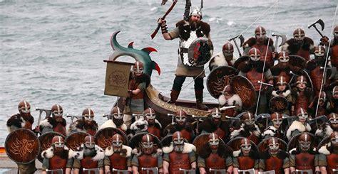 film kolosal viking bukan adegan dalam film festival viking di skotlandia