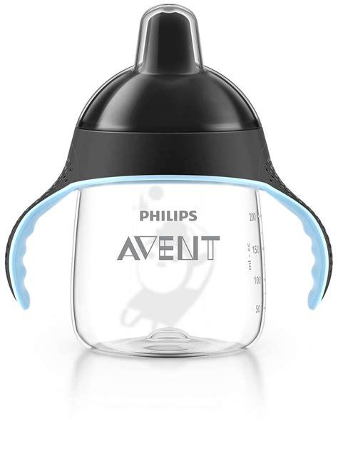 Gelas Philips Avent Sip No Drip Spout Toddler Cup 18m 340ml 61 spout cup scf753 03 avent