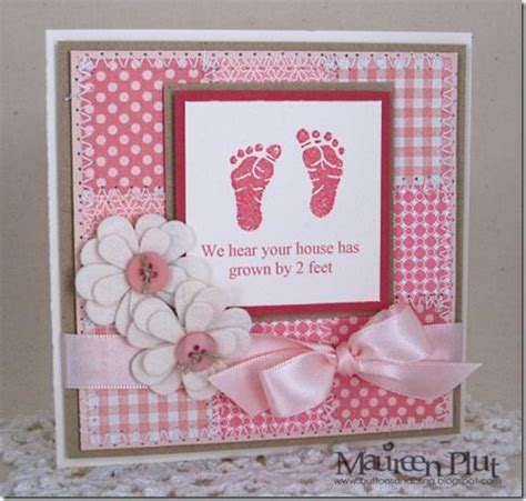 baby cards to make baby card stin tags