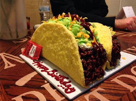 This Taco Cake Looks Confusing and Delicious