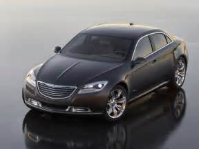 Where Is Chrysler From Naias 2009 Chrysler 200c Ev Concept