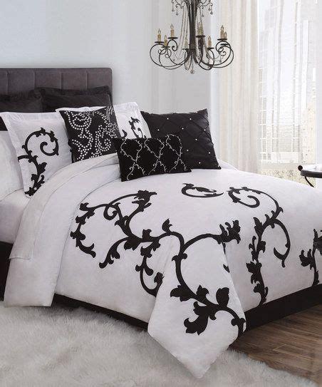 duchess bedroom set black white duchess nine piece comforter set quot fashion