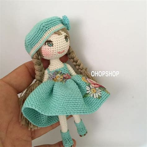 pattern for yarn doll 956 best ohop crochet dolls images on pinterest