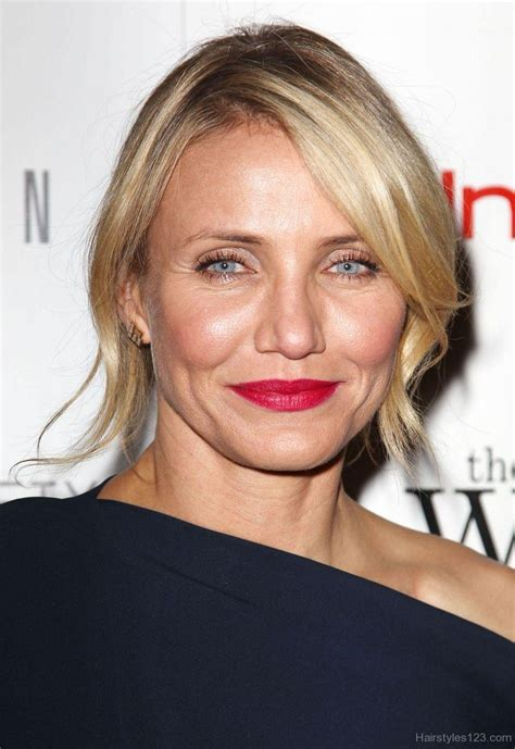 cameron diaz blonde hairstyle