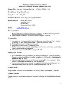 Resume Sles For Pharmacy Technician by Resume As Pharmacy Technician Sales Technician Lewesmr