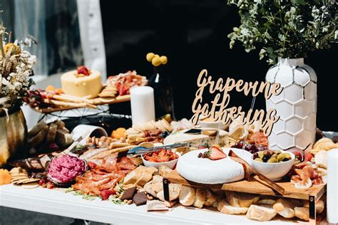 food glorious food 13 wedding food stations ideas onefabday