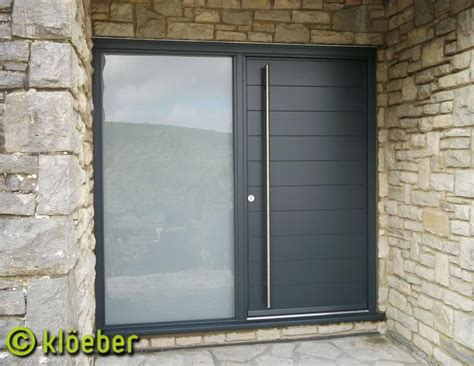 modern entry door kloeber doors and windows product and product group